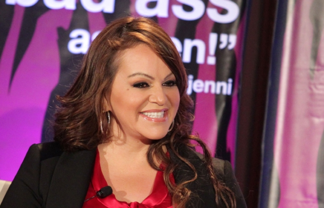 Jenni Rivera's Remains Returned to So. California