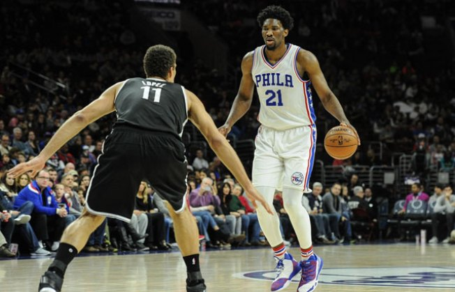 Joel Embiid Is Awesome, Does Anything Else Matter?