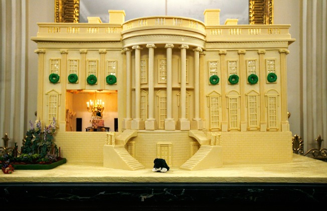 The White House vs. Buckingham Palace