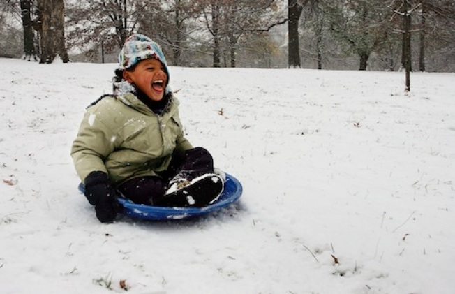 Some Cities Limit Sledding Over Liability Concerns