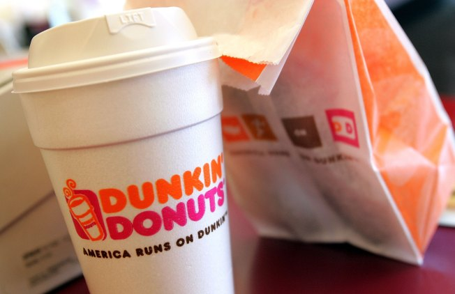 NJ Couple Marries at Dunkin' Donuts