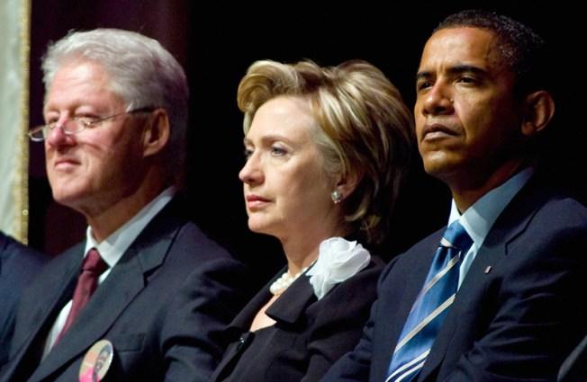 Bill Clinton Would Consider Obama Job