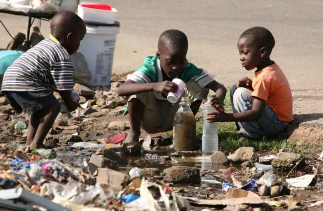 UN: Cholera Death Toll in Zimbabwe Reaches 746