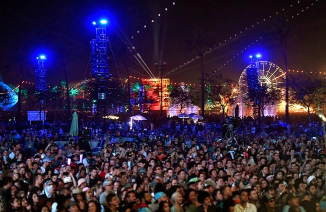 Coachella Festival Worker Falls to His Death
