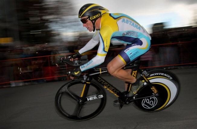 Bail Bondsman Puts Bounty on Armstrong Bike
