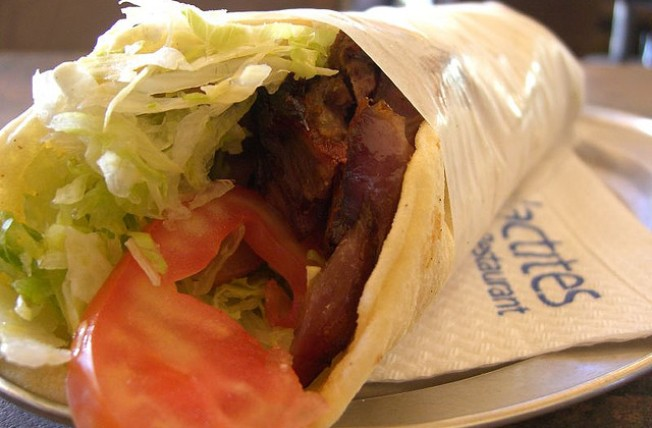 Olympic Committee Demands Local Gyro Stand Change Names