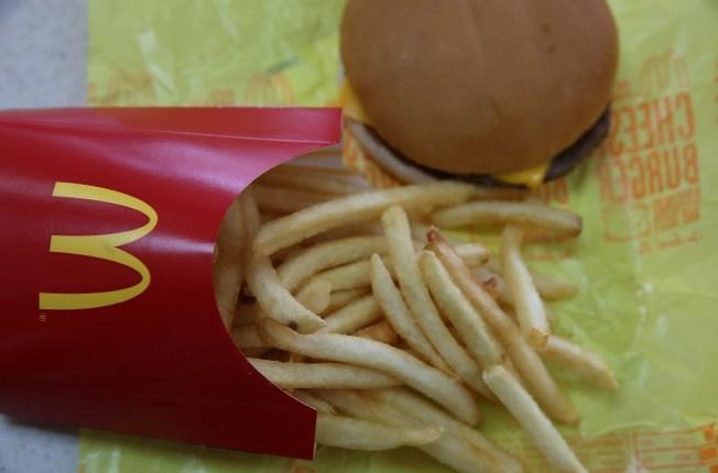 7 Menu Items Don't Make Cut in New McDonald's Menu