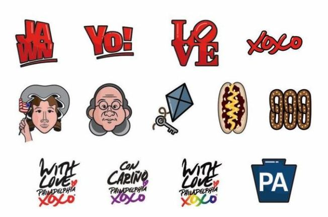Smiling Liberty Bell, Soft Pretzels Among New Philly-Specific Emojis