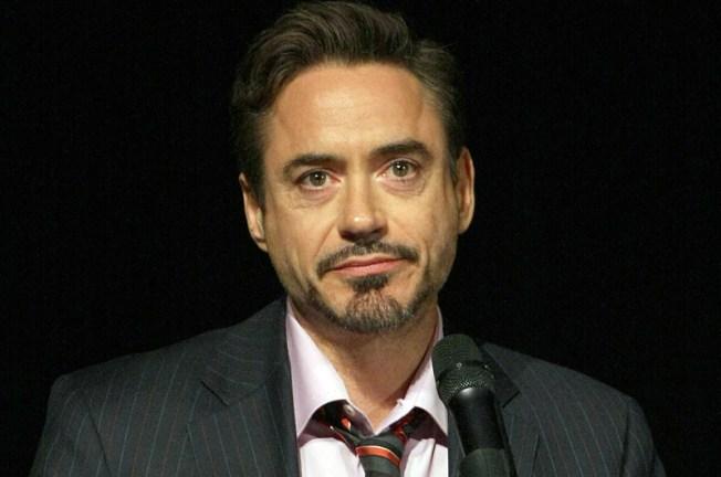 "First Look: Robert Downey Jr.'s ""Iron Man 2"" Armor"