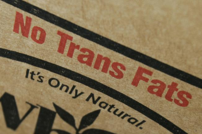 US to Ban Artery-Clogging Trans Fats