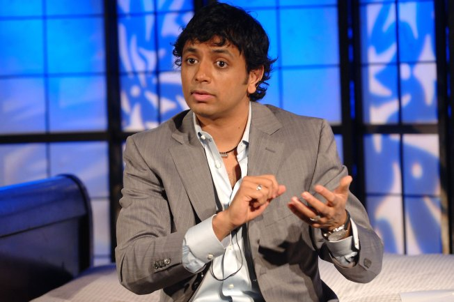 Shyamalan Not Shooting TV Show in Philly Area