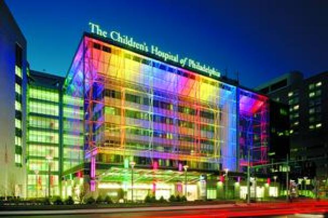 CHOP Ties First Place For Top Pediatric Hospital
