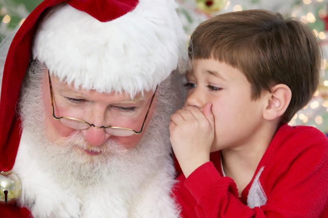 Keep Santa Alive for Children This Holiday
