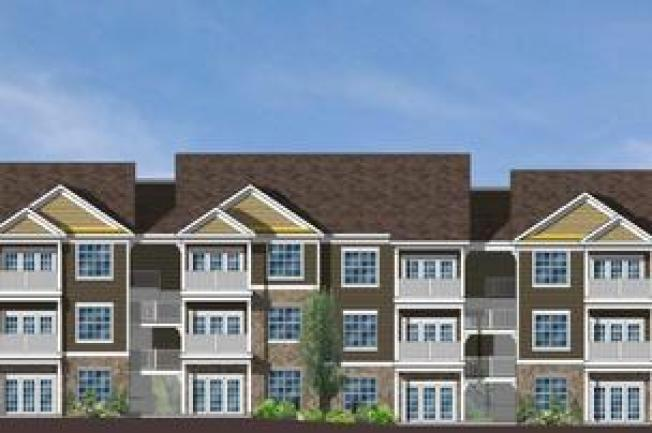 Collegeville is Getting New Apartments