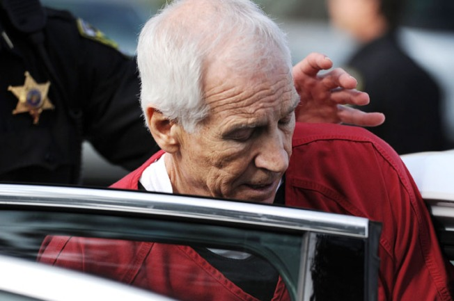 Sandusky Appeals Child Sex Abuse Convictions