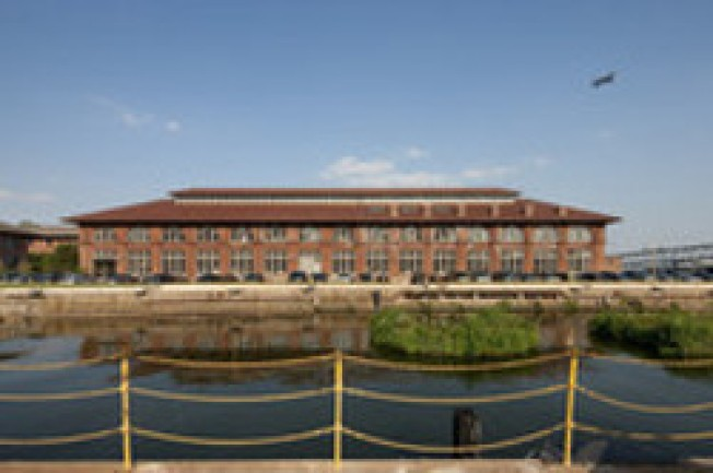 Navy Yard Reaches Milestone