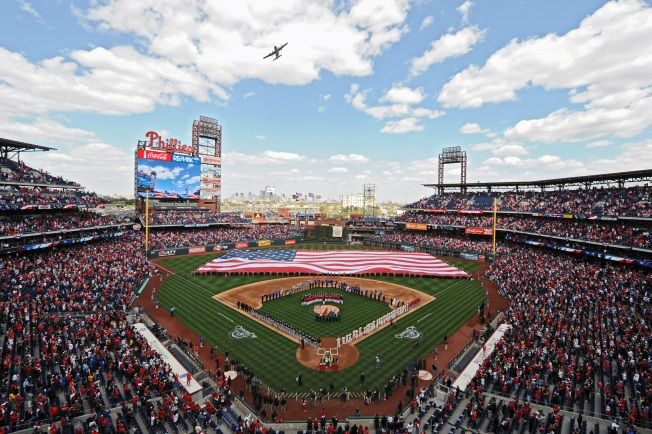 Citizens Bank Park: Not Among the Best?