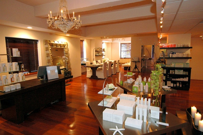Bathed in Beauty at Rescue Rittenhouse Spa