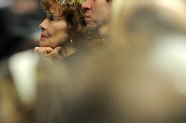 Sue Paterno Honored at New Penn St Catholic Center