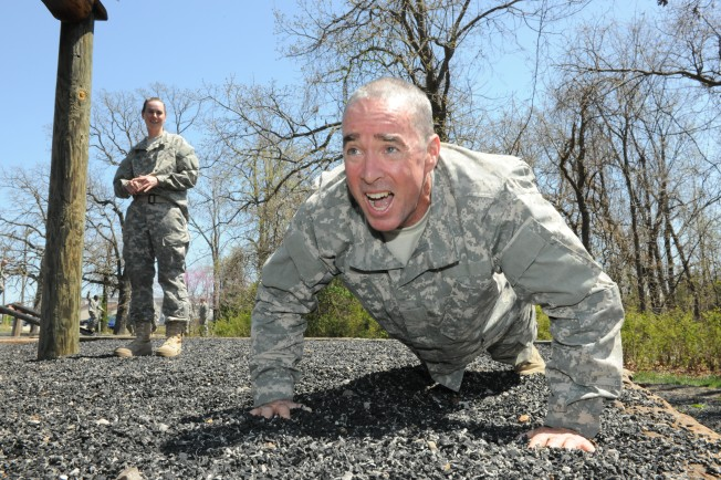 55-Year-Old Soldier Joins Army, Graduates From Basic Combat Training