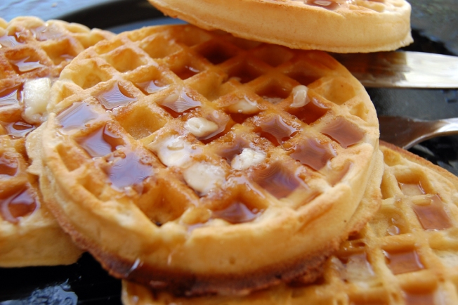 The Great Frozen Waffle Crisis of 2009 Ends Peacefully