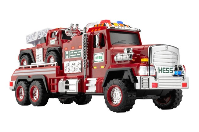 Hess Truck is Back -- Even Though Gas Stations Are No More