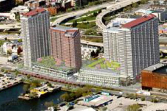 Massive Apartment Complex Proposed for Former Philadelphia World Trade Center Site