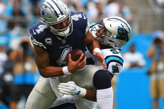 Around the NFC East: Dallas Cowboys Show Off Plenty of Holes
