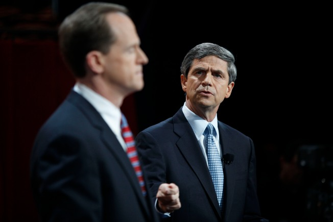 Joe Sestak Says No Gov Run, Mulls US Senate
