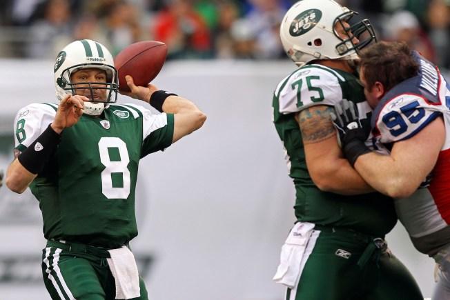 Jets Backup QB Bankrupt After Earning $50M in Career