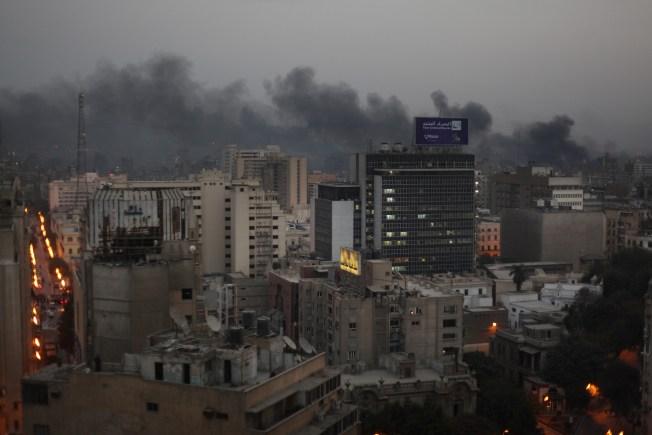 Turmoil in Egypt Roils Oil Markets