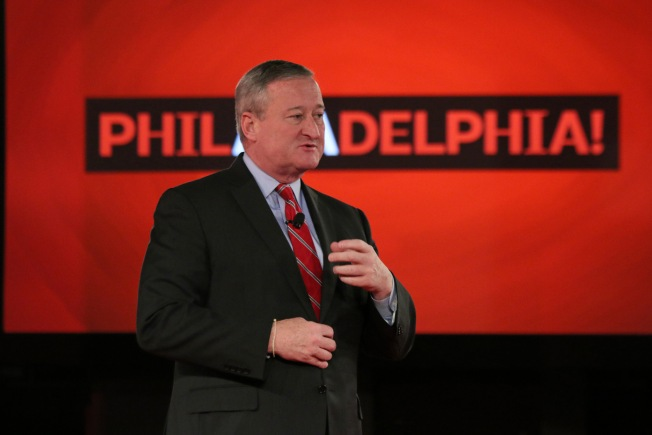 Philly Mayor Jim Kenney Takes on Senator Toomey on Eve of Sanctuary City Vote