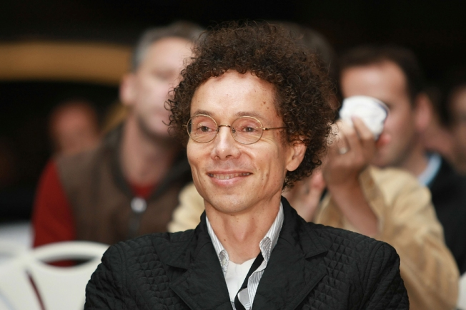 Free Event! Malcolm Gladwell at the Library