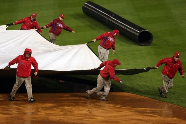 MLB: No Game 5 Tuesday