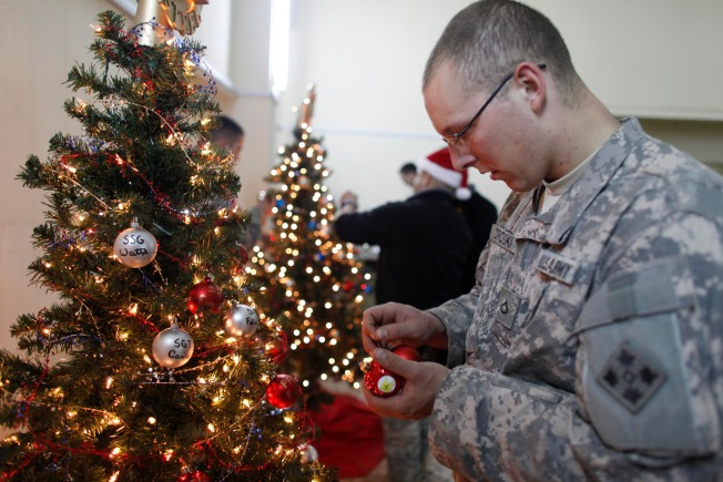 Christmas in Iraq Reason for Hope and Longing