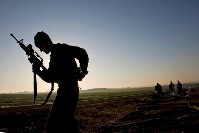 Israel's Last Soldier Leaves Gaza