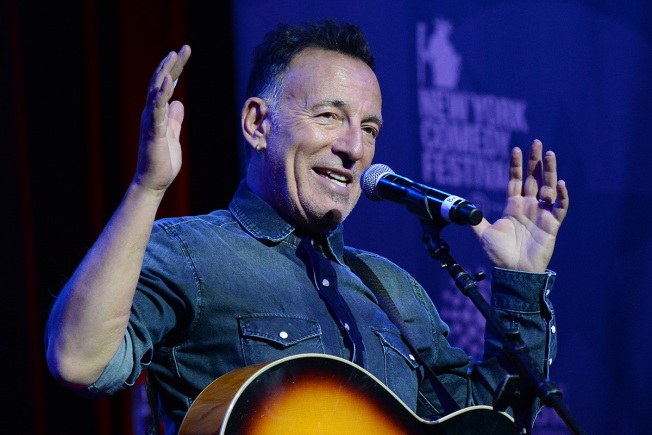 Springsteen Hosts Talk at Monmouth University