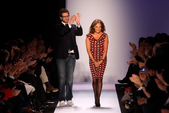 DVF to Stage Two Separate Fashion Week Shows