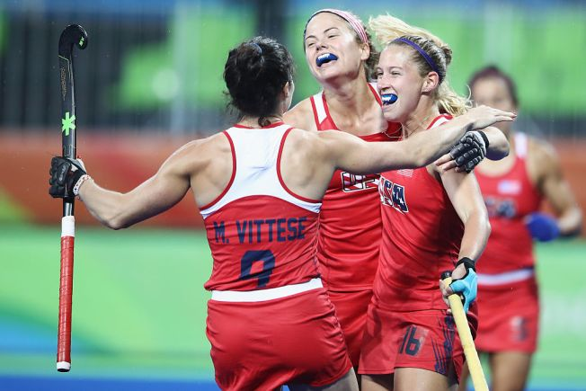 5 to Watch: Bam! USA Field Hockey Hot Right Now, USA Men's Eight Earns Spot in Rowing Medal Final