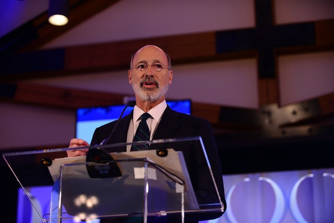 Pennsylvania Governor Tom Wolf Eyes Greenhouse Gas Cap-and-Trade Plan