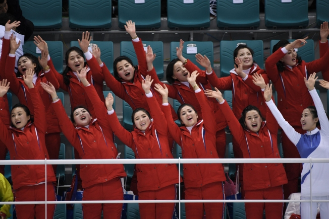 Sweet Distraction? North Korea's Feminine Touch at Olympics