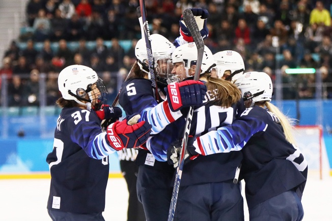 US Women Back in Gold Medal Game After 5-0 Win Over Finland