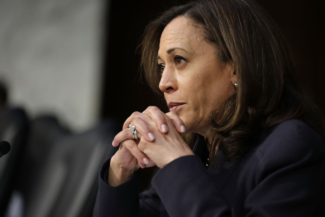 2018 Midterms: A Test Run for Harris 2020 Presidential Bid?