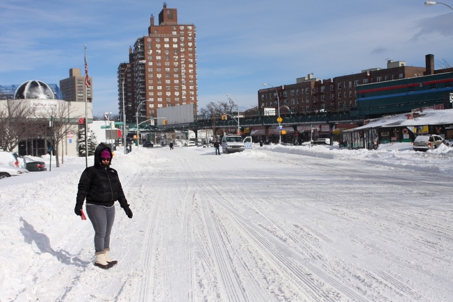 Chilly Blizzard of 2010 Evokes Memories of '69