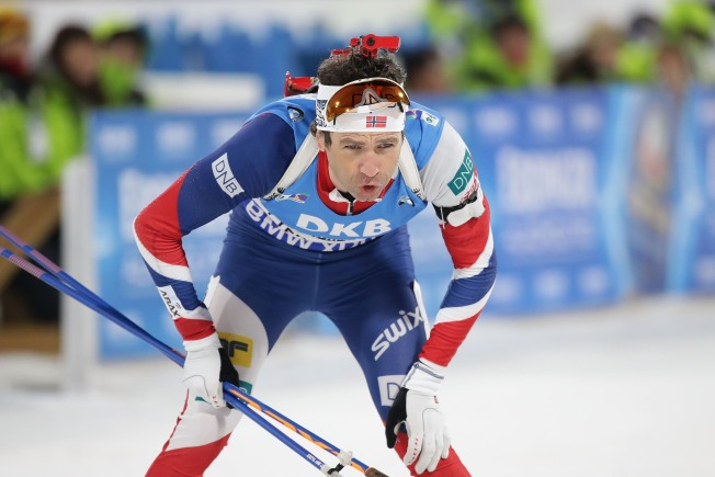 Biathlon 'King' Bjoerndalen Becomes Incredible Cheerleader for Wife After Not Making Norway Team
