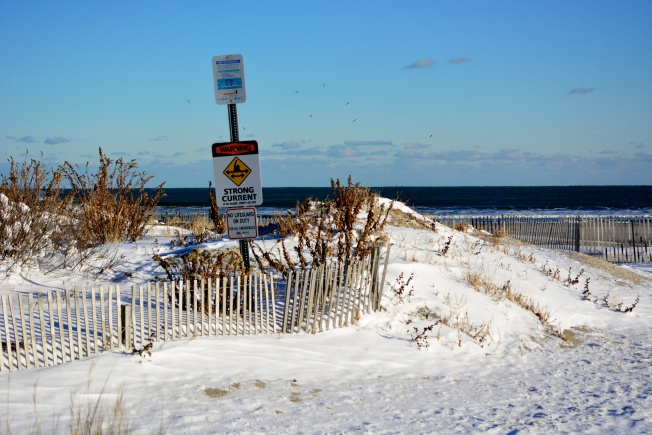 Shore Towns Seek New Revenue for Beach Maintenance