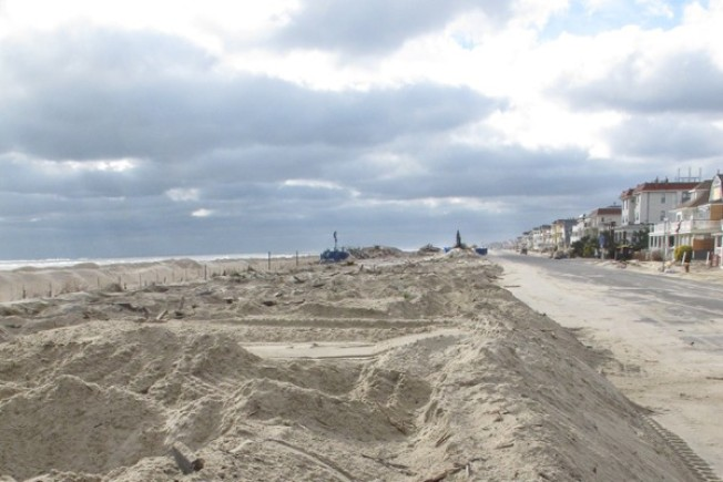Historic Beach Project Set to Begin at Jersey Shore