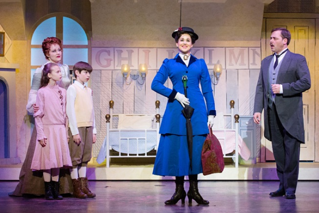 Walnut Street Theatre Presents - Mary Poppins