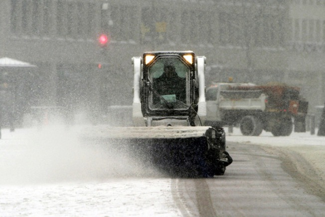 Winter Storm: Heaviest Snow to the South