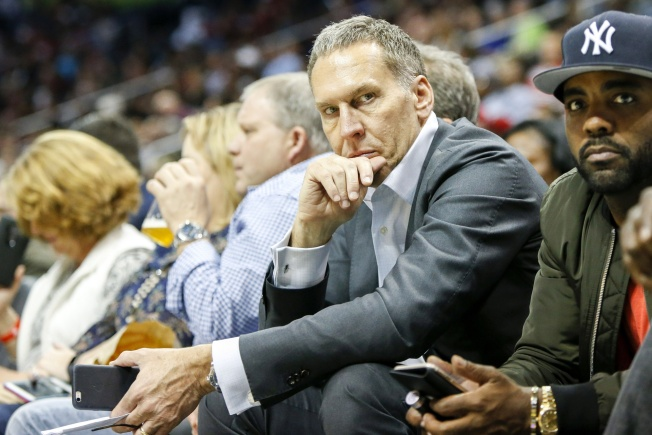 Read Bryan Colangelo's Full Statement on His Sixers Resignation